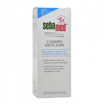 sebamed champu anticaspa 200 ml
