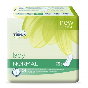 tena lady normal 24 compresas